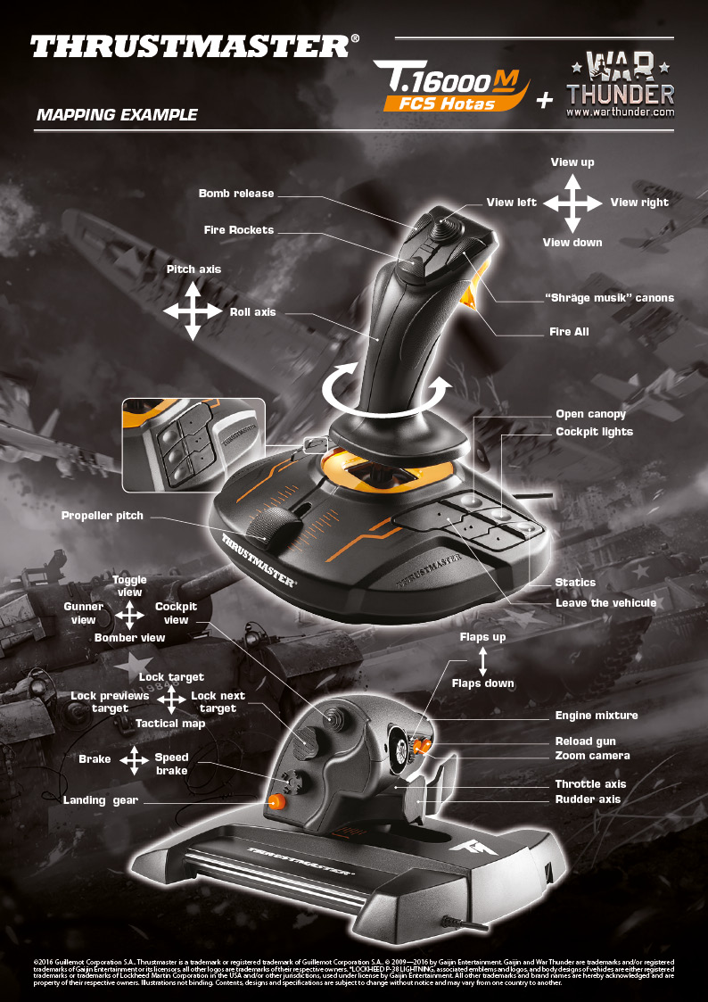 Thrustmaster - Technical support website